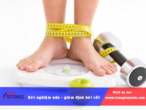 Khoa học nói rằng: Chỉ cần lấy mã ADN sẽ cho bạn chế độ giảm cân hoàn hảo! - Ảnh 1.