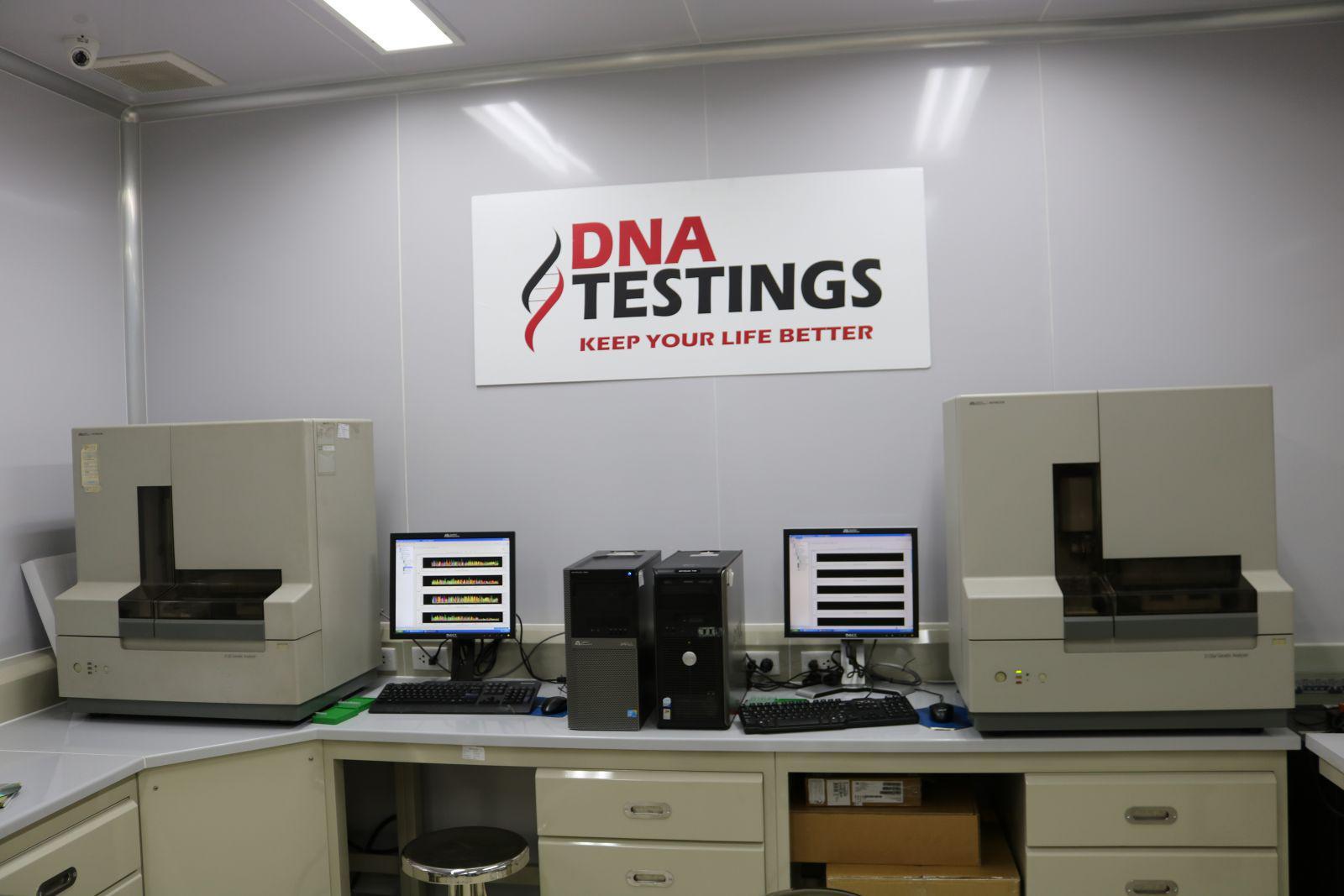 TRUNG TÂM XÉT NGHIỆM ADN Ở TPHCM