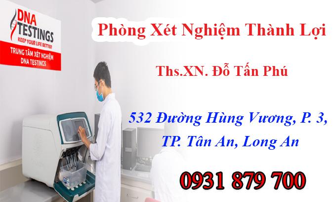 VĂN PHÒNG LONG AN